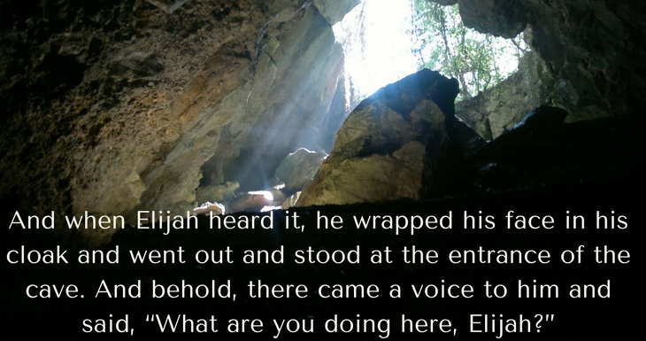 Hope from the Heart of the Cave