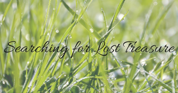 Searching for Lost Treasure